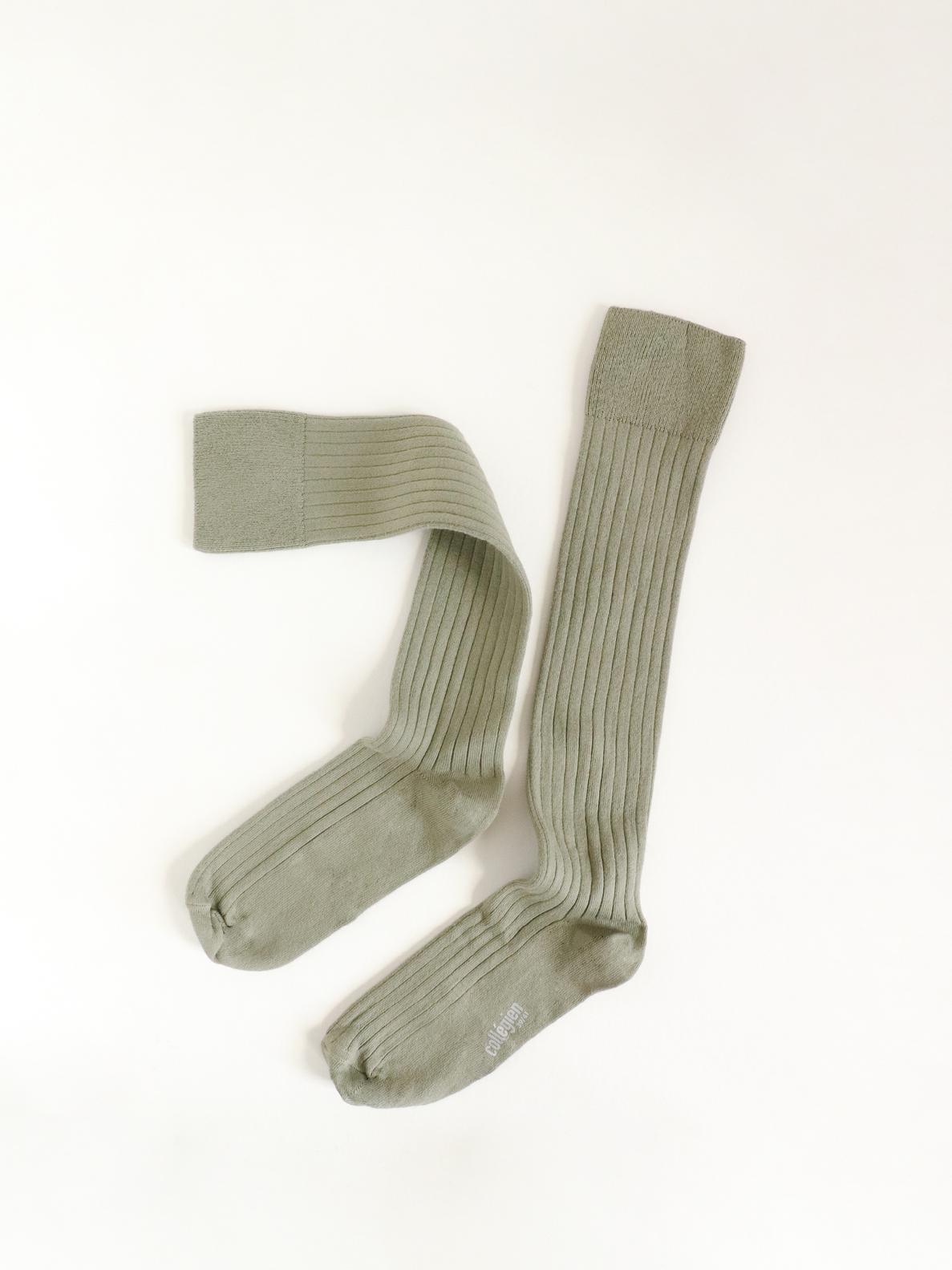 organic cotton socks collegien socks online sauge
