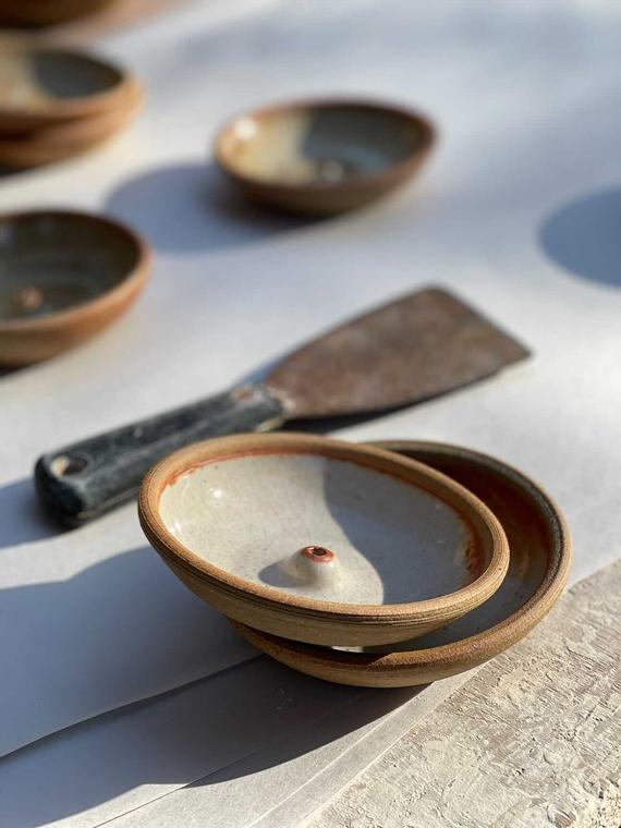 Incausa shop online handmade incense holder