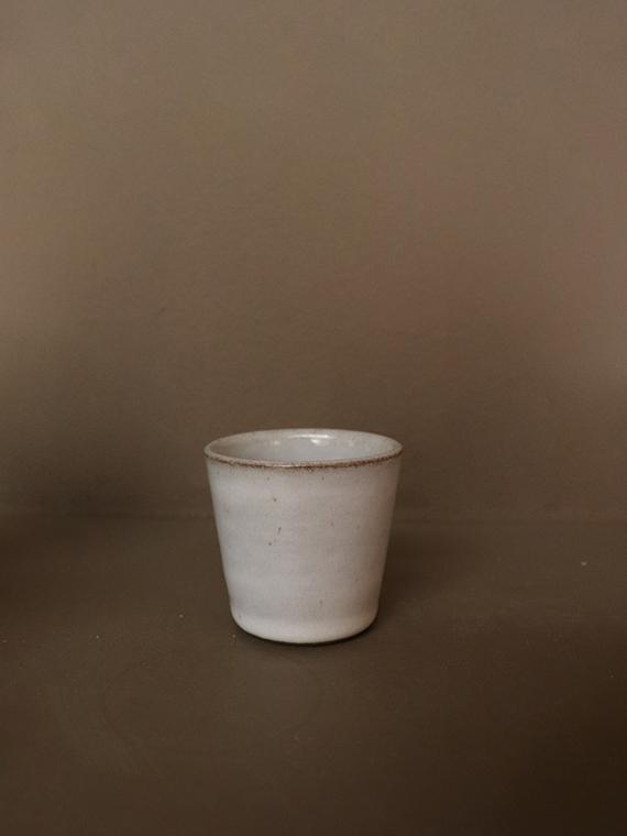 handmade espresso cup river