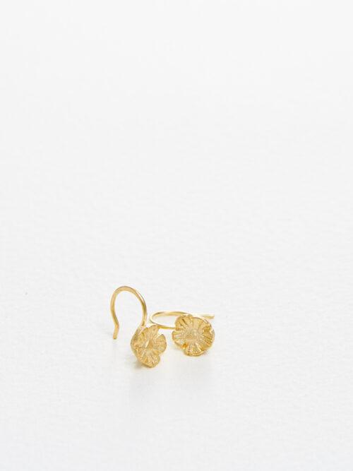 handmade earrings Nolda Vrielink amsterdam jewellery