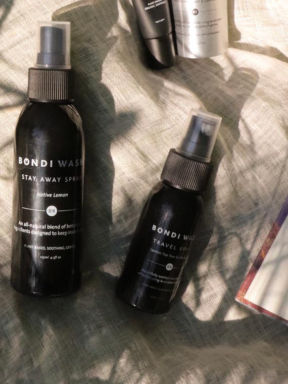 Bondi Wash shop online travel spray