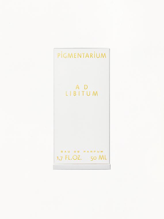 Pigmentarium perfumes Czech Republic Tomas Jakub Ad Libitum Box