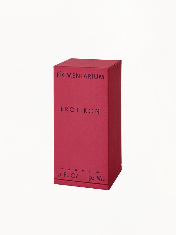 Pigmentarium perfumes Czech Republic Tomas Jakub Erotikon Box