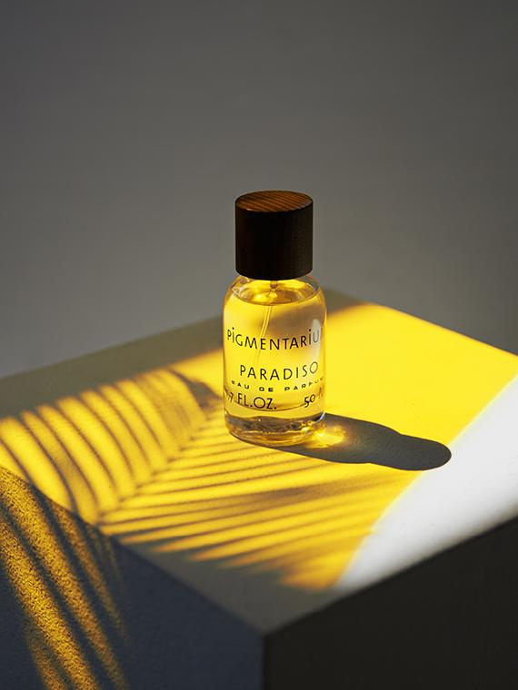 Pigmentarium perfumes Czech Republic Tomas Jakub Paradiso Visual