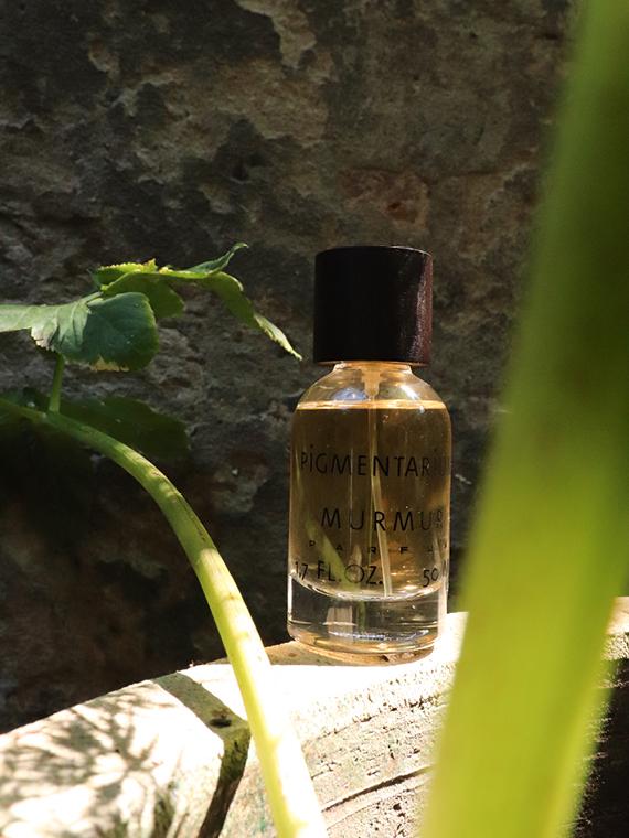 Pigmentarium perfumes Czech Republic Tomas Jakub Murmur Visual
