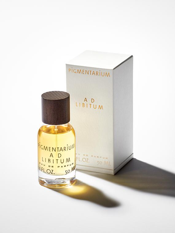 Pigmentarium perfumes Czech Republic Tomas Jakub Ad Libitum Perfume Box