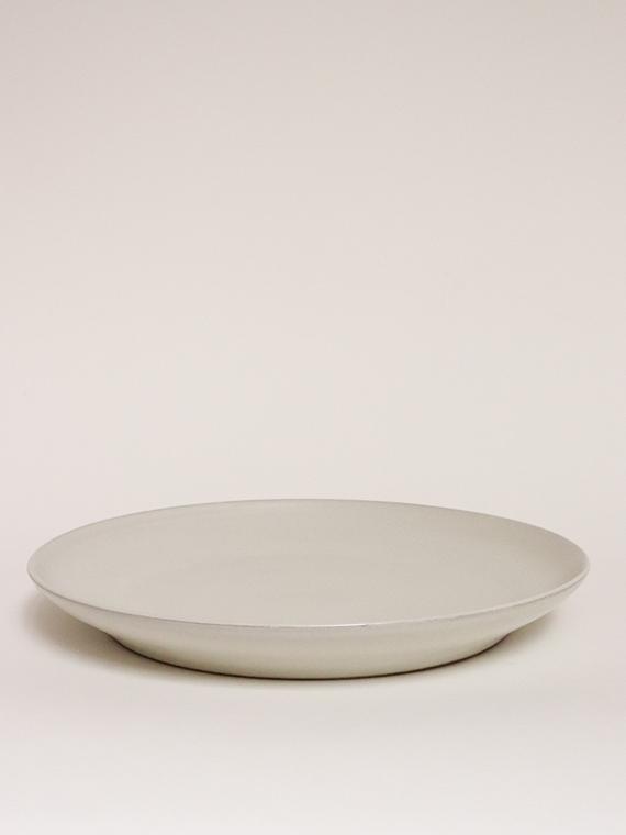 handmade ceramics fairtrade ceramics serving plate xl pebble sukha ceramics product