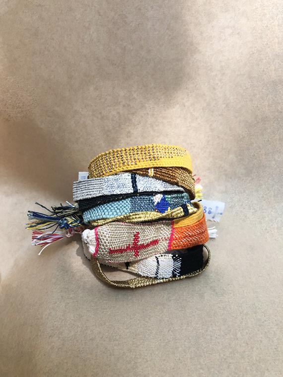 handmade bracelets Myriam Balay Made in France