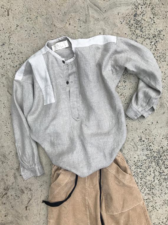 Linen Shirt Dream FANT Flax