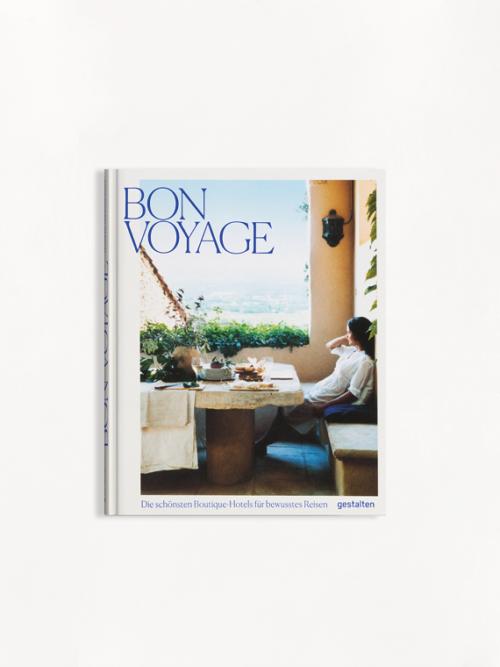 bon voyage gestalten slow living books gestalten books cover