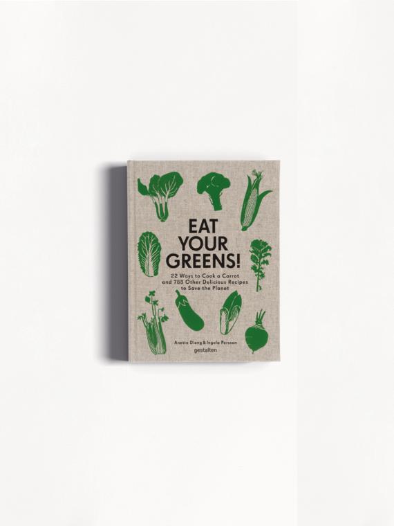 eat your greens gestalten slow living books gestalten books cover