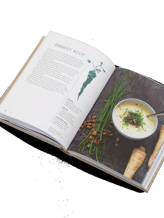 eat your greens gestalten slow living books gestalten books spread 2