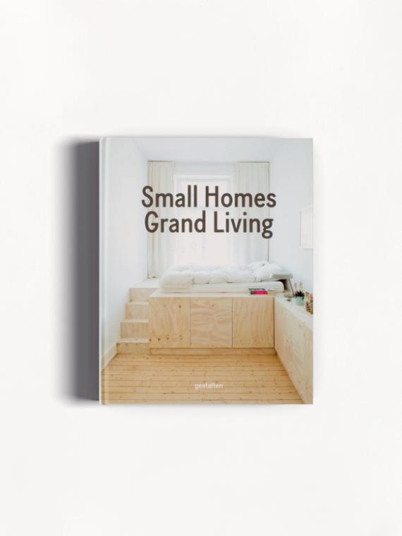 small homes grand living gestalten slow living books gestalten books cover
