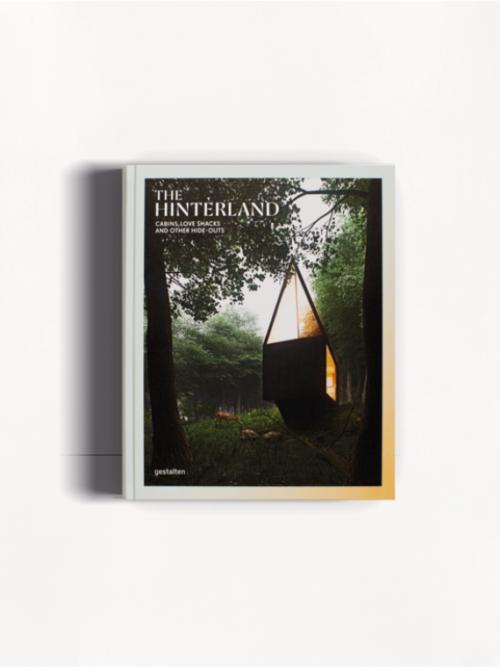 the hinterland gestalten slow living books gestalten books cover